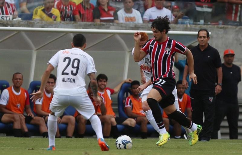 Além de Kardec, Pato preocupa São Paulo para semifinal da Sul-Americana