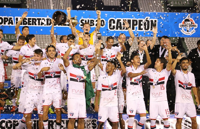 Campeões da Copa Libertadores Sub-20