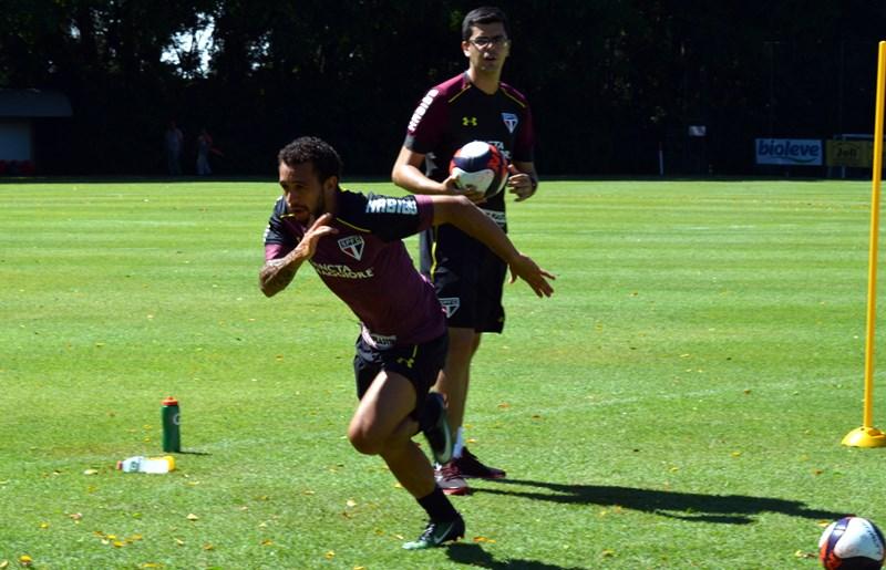 Wellington Nem avança para preparação física