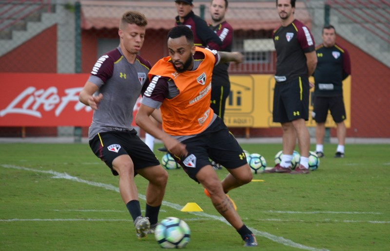 São Paulo: Reapresentação abre a semana para duelos com Atlético-PR e Fluminense