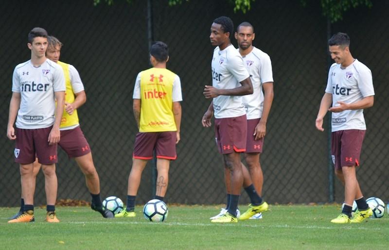 São Paulo: De olho na Ponte Preta, Dorival comanda novo treino técnico