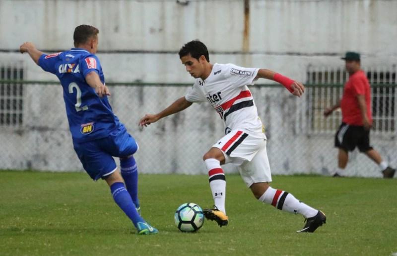 Tricolor avança às semifinais do Brasileirão de Aspirantes