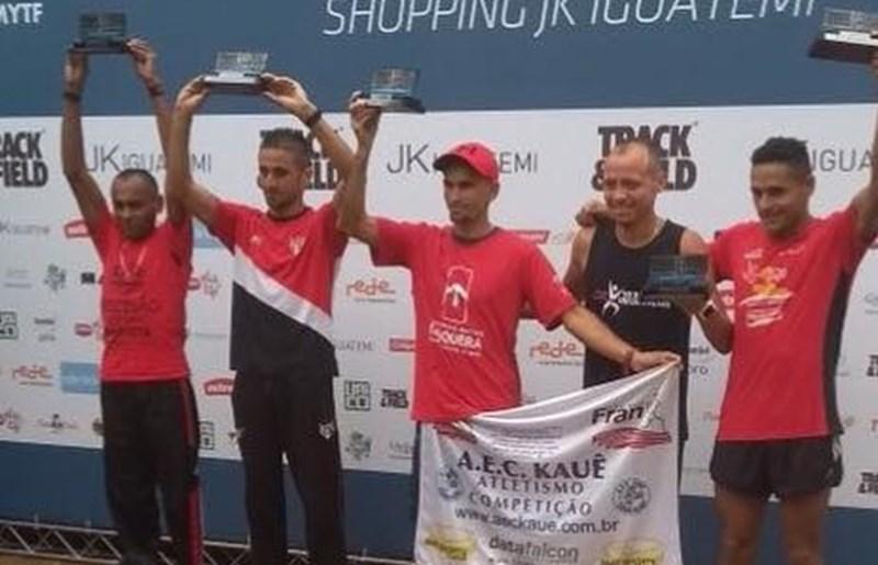 Circuito Banco Do Brasil 2017 : Kiatleta no circuito banco do brasil de corrida spfc