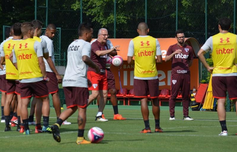 São Paulo: Reapresentação sinaliza novidade na equipe