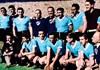 A seleção do Uruguai, campeã mundial