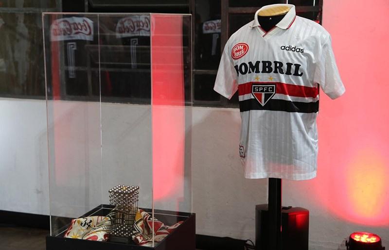 46e5165699  CosturandoGerações  São Paulo lança nova camisa em homenagem às origens do  clube