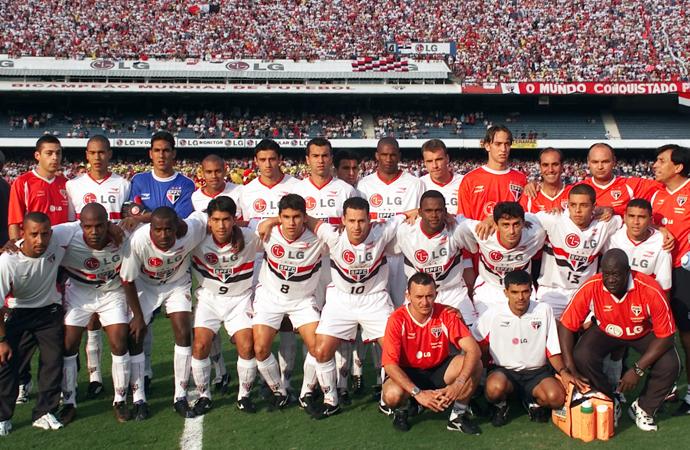 Ver Online: São Paulo FC vs C.S. Emelec