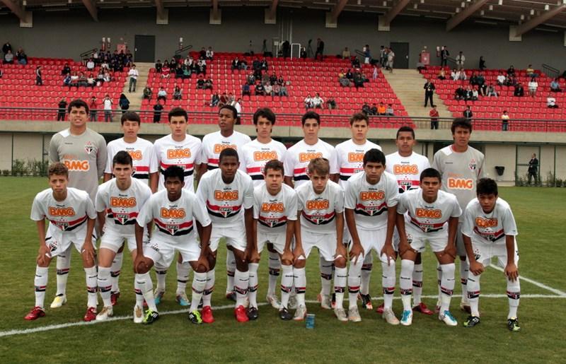 Sub-15 perde primeiro jogo da final do Paulista - SPFC 73356f499f1be