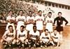 Time campeão paulista de 1945