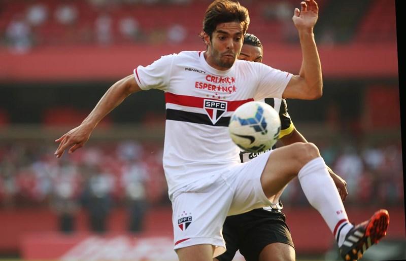 Resultado de imagem para Com golaço de Ganso São Paulo vence Santos no Morumbi